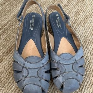 Naturalizer NS Comfort Shoes in Blue Jean
